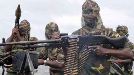 Boko Haram Terrorists in Cameroon