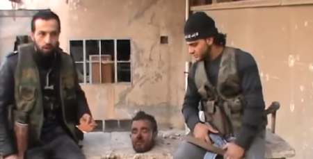 ISIS and the head