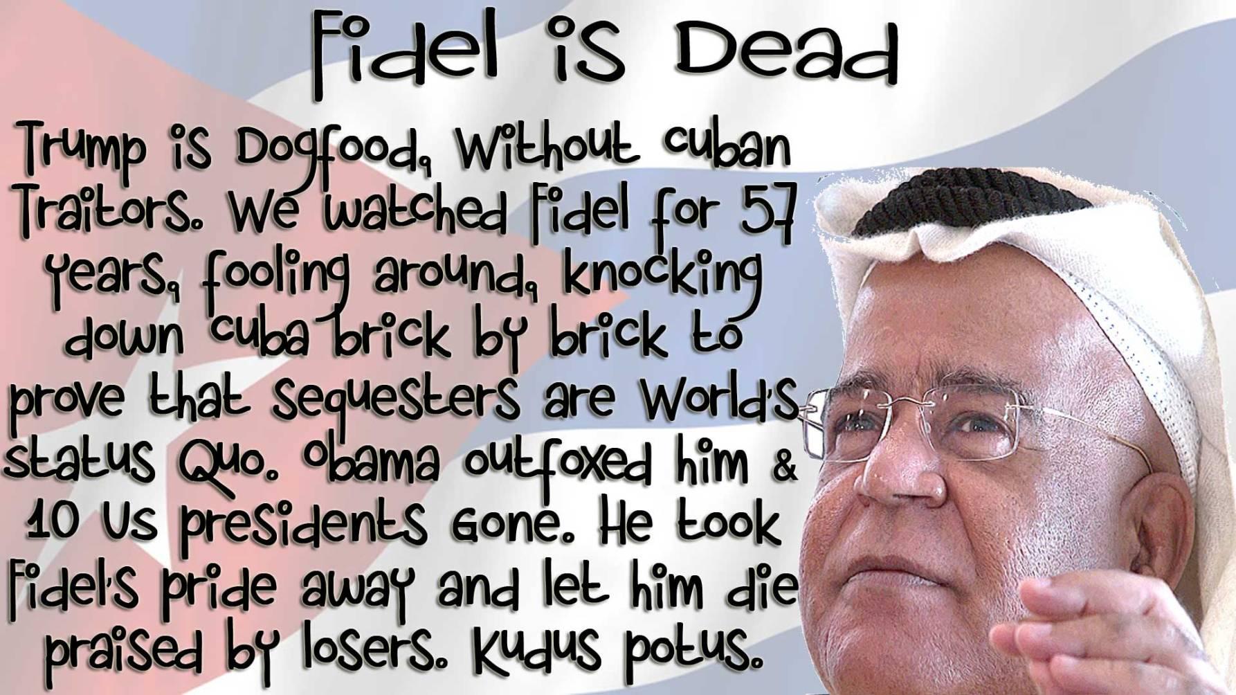 fidel-is-dead
