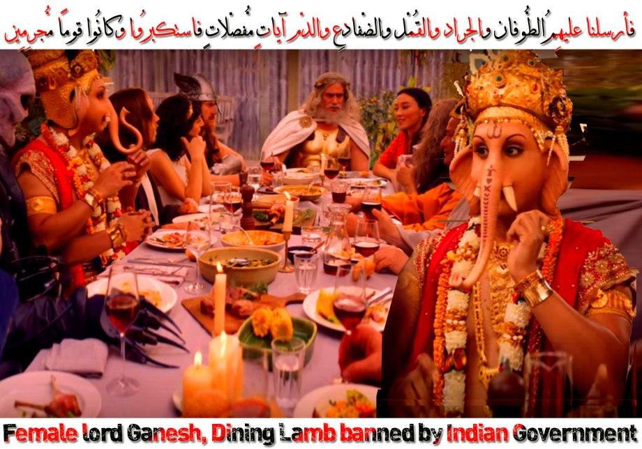 Female-Lord-Ganesh,-Dining-