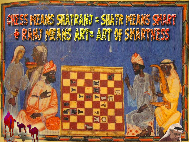 Chess-Means-Shatranj-=-Shat